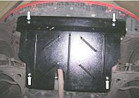 Защита двигателя Toyota Yaris 2006-2010 (Тойота Ярис 2)