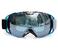 Яркая горнолыжная маска CRG. 9 моделей. Модель 9