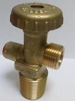Вентиль газовый с предохранительным клапаном