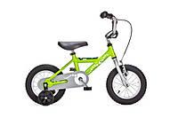 """Детский велосипед YEDOO PIDAPI STEEL 12"""", зеленый"""