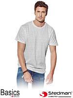 Мужская футболка ST2000 ASH