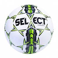Футбольный мяч SELECT Primera Бел/Сер/Зел