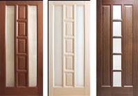 Двери межкомнатные КВАДРАТ ПВХ ПГ, ПО, ПОО