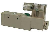 """Розподілювач (клапан електромагнітний Brinkmann G 1/8""""), фото 1"""