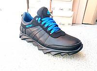 Кросівки шкіряні чоловічі adidas 40 -45 р-р, фото 1