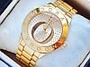 Женские часы Pandora c буквой О на циферблате, золото