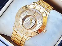 Женские часы Pandora c буквой О на циферблате, золото, фото 1
