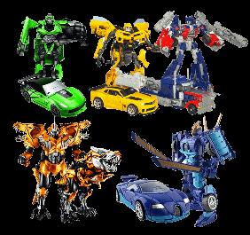 Роботы-трасформеры