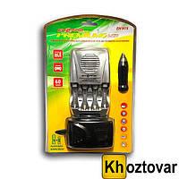 Зарядное устройство Энергия EH-915 Премиум LCD индикатор, 220В, 12В автомобиль (1-4 x AA,AAA)