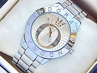 Женские часы Pandora c буквой О на циферблате, серебро, фото 1