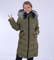 Зимние пальто Kiko 4500 для девочки 146, 152, 158, 164