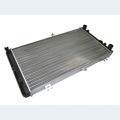 Радиатор охлаждения 2170 SPORT (алюм-паяный) (LRC 0127b) ЛУЗАР