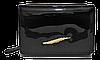 Оригинальный женский лаковый кошелек BАLISА черного цвета WLP-069800