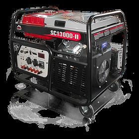 Генератор бензиновый Vulkan SC13000-II (13кВт)