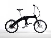 "Электровелосипед MANDO FOOTLOOSE BLACK 20"""