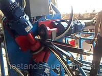 Станок для разделки и дальнейшей сортировки извлеченных металлов, из бронированных кабелей (видео).