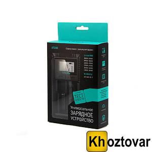 Универсальное зарядное устройство с тестом ёмкости Videx UT200