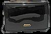 Стильный женский лаковый кошелек BАLISА черного цвета WLA-000809