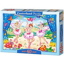 Пазли maxi Маленькі балерини Castorland 40 деталей