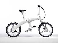 "Электровелосипед MANDO FOOTLOOSE WHITE 20"""