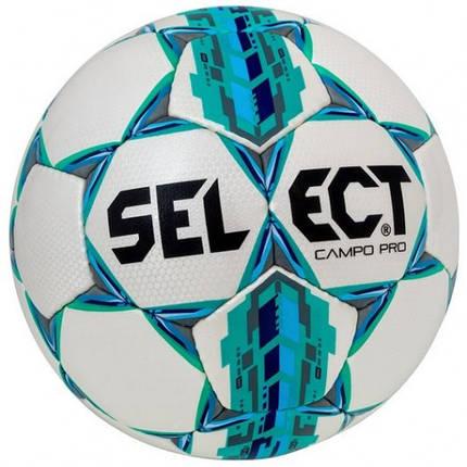 Мяч для футбола Select Campo Pro (размер 5), фото 2