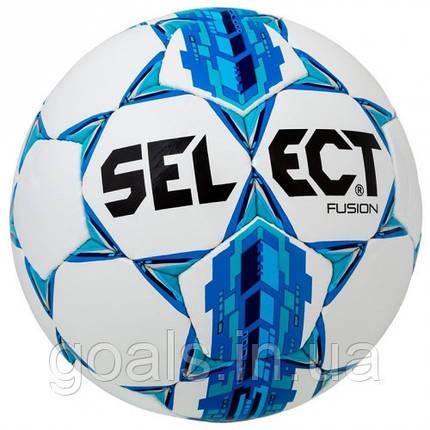 Футбольный мяч Select Fusion 3, фото 2