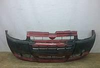 Бампер передний 05- комплект Fiat Doblo 2000-2009