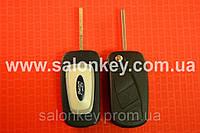 Ford выкидной ключ 3 кнопки 433MHz чип PCF7946 лезвие SIP22 Вид Fiat