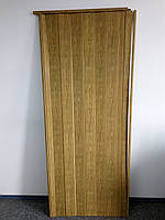 Купить дверь гармошку дуб золотой 6103  810*2030*6мм, фото 1