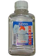 Бензин Zippo пластик