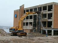 Демонтаж, снос сооружений, снос строений, услуги демонтажа, снос домов