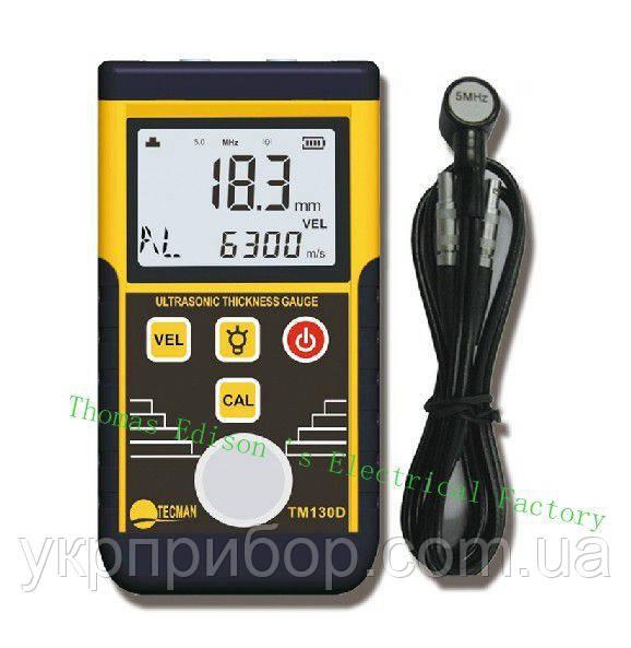 Толщиномер ультразвуковой TM130D