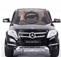 Детский электромобиль -джип Mersedes Benz - маневренный, индикатор заряда батареи, амортизация