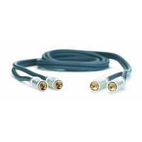 QED ONE PH/1.5м кабель межблочный стерео RCA