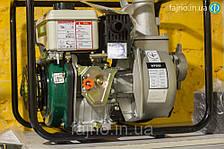 Дизельная мотопомпа Iron Angel WPD80 (48 м3/час)