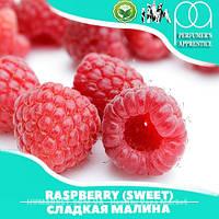 Ароматизатор TPA/TFA Raspberry (Sweet) Flavor (Сладкая малина) 50 мл