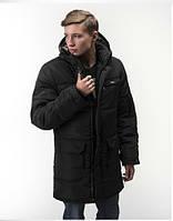 Модная мужская куртка зимняя большие размеры