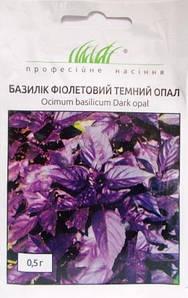 Базилік червоний Темний опал 0,5г (Проф насіння)