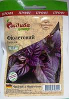 Базилік Фіолетовий  10г (Садиба)