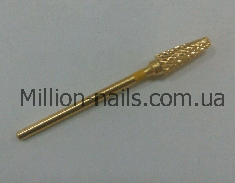 Насадка для фрезера, (кукурузка) золото