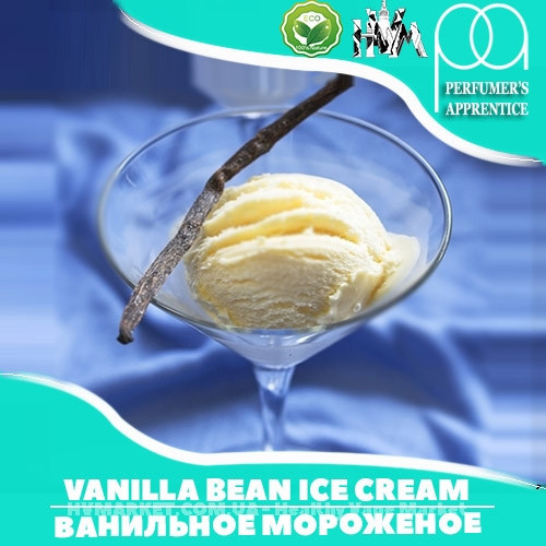 Ароматизатор TPA Vanilla Bean Ice Cream Flavor (Ванильное мороженое) 10 мл
