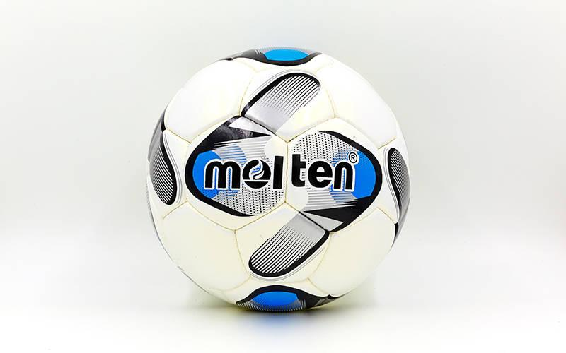 Футбольный мяч профессиональный Molten №5 оригинал PU