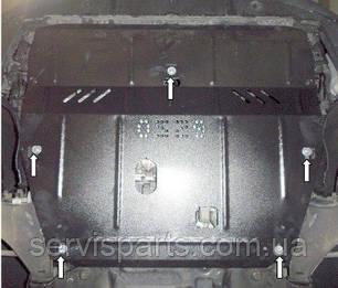 Защита двигателя Volvo XC60 2008- (Вольво), фото 2