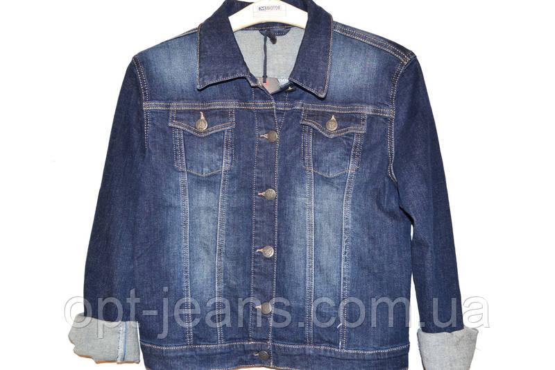Replus 2009 женская джинсовая куртка (S-XL/4ед.) Осень 2017
