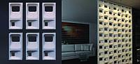 3d панели, перегородки «Куб»