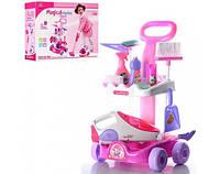 Набор игрушечный для уборки 5938-51