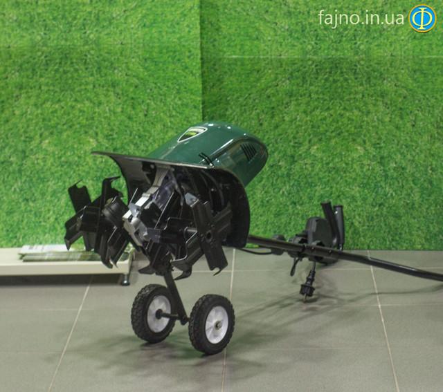Электрический культиватор Iron Angel ЕТ1400 фото 2
