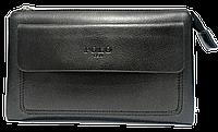 Мужской клатч POLO черного цвета YYN-065119, фото 1