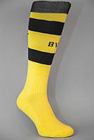 Футбольные гетры Боруссия, Puma, Пума, желтые, 1721