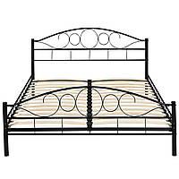Кровать кованая двуспальная